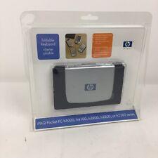 Brand New HP iPAQ FA118A#ABA Bluetooth Folding Keyboard