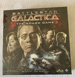Battlestar Galactica The Board Game (Original Game) New Still Sealed