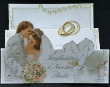 Invitaciones De Boda (Spanish Wedding Invitations) Fiesta, Favors, Matrimonio