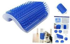 Tlog Cat Self Groomer, Wall Corner Massage Comb for Kitten Puppy, Wall Corner So