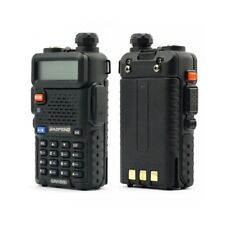 Handheld Radio Scanner 2-Way Portable Digital Transceiver Police EMS HAM Antenna