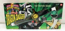Bandai Mighty Morphin Power Rangers Dragon Dagger No Reserve