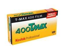 Kodak Tmax 400 120 (5 Rolls Pack) scadenza 09/2022