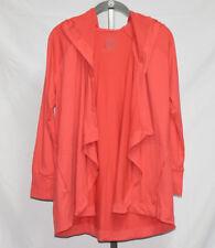G149 stretch jersey  jacket scoop neck tunic top plus 1x-10x SZ16-52