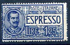 REGNO ESPRESSI 1925 - Lire 1,25   Nuovo **