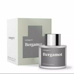 Commodity Bergamot Eau de Parfum 3.4 oz 100 ml NEW