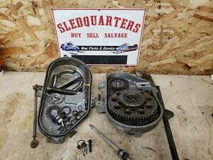 1996 SKIDOO touring  500 reverse 504096700 CHAINCASE ASSEMBLY