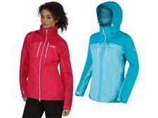 Regatta Calderdale II Womens Waterproof Breathable Jacket Pink Size 12