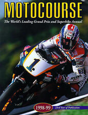 Motocourse 1998-99: The World's Leading Grand Prix and Superbike Annual, , Very