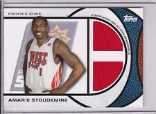 2009-10 TOPPS AMARE STOUDEMIRE JERSEY SUNS 143/199