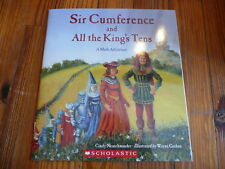 SIR CUMFERENCE All the King's Tens homeschool math NEW