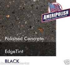 5 GL. Black CONCRETE COLOR DYE 4 CEMENT, STAIN AMERIPOLISH Solvent based