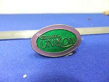 vtg badge union unison national health nursing teachers education employees