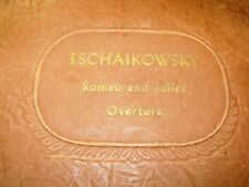 VINTAGE Tschaikowsky Romeo and Juliet Overture ~ A Victor Musical Masterpiece