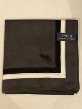 Mens POLO RALPH LAUREN Handkerchief Pocket Square - RRP $125