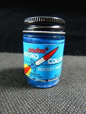 TESTORS/PACTRA ASTRO COLOR ROCKET PAINT AC14 AERO BLUE 2/3 FL.Oz.
