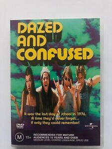 Dazed and Confused (1993, Region 4 DVD, Matthew McConaughey, Parker Posey)