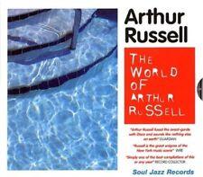 ARTHUR RUSSELL - THE WORLD OF ARTHUR RUSSELL  CD NEW+