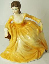 "Coalport Lady figurine Ladies of fashion ""Elizabeth"" Lovely item!"