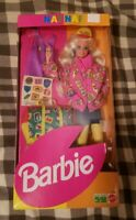 1993 Barbie NAF NAF Barbie NIB Mattel Doll HTF