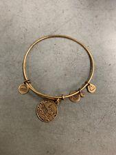 Boston Slide Bracelet Alex and Ani Gold-tone