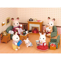 SYLVANIAN FAMILIES - DELUXE LIVING ROOM SET SF5037