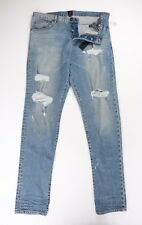 En Noir NEW Mens Cobain 2.0 Stretch Denim Jeans 38 x 34 $572
