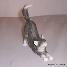 John Beswick Long Haired Cat Stretching