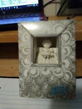 "Margaret Furlong 4"" Shell Bow Angel Ornament Brand New original box"