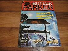 BUTLER PARKER  # 437 -- PARKER angelt nach JUWELEN // neuer Roman