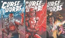 Curse Words Vol 1 2 3 Tpb Set Reps #1-16 & Holiday Special New/Unread