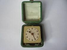 Vintage Kienzle FOREIGN Travel Alarm Clock - Working