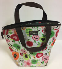 THIRTY-ONE 31 FRUIT INSULATED THERMAL LUNCH BAG TOTE W/ZIPPER