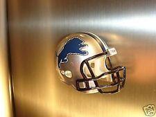 DETROIT LIONS FRIDGE REFRIGERATOR MAGNET NFL FOOTBALL HELMET
