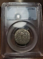 Switzerland 1798 Half Batzen. Bern City. PCGS MS64. Fantastic Surfaces, Semi PL