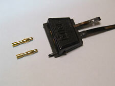 2x 4x HORNBY TRACK CONNECTOR REPLACEMENT POWER CLIP PINS CONNECTION OO GAUGE