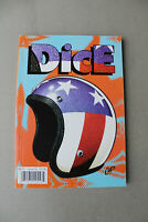 Dice Magazine #16 - Chopper Bobber Kustom Kulture USA Hot Rod