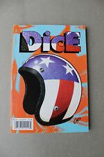 Dice Magazine #16 - Chopper Bobber Kustom Kulture USA Hot Rod