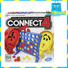 Connect 4 Classic Original Family Game from Hasbro Gaming 98779 fun travel