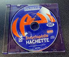 (Logiciel pour PC) Encyclopédie Hachette multimedia 2002 (DVD) V5.0