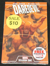 2002 Marvel DAREDEVIL: SEASON ONE Hardcover Trade Paperback - Sealed - Netflix