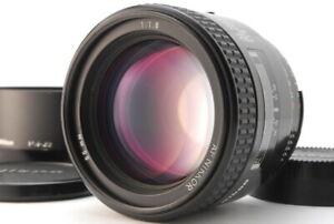 Ex+++++ Nikon AF Nikkor 85mm f/1.8 Portrait Telephoto Lens w/ Hood From JAPAN