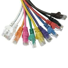 RJ45 Ethernet Cat5e Network Cable LAN Patch Lead Wholesale 0.25m Up To 50m
