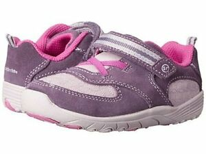 NIB STRIDE RITE Shoes Kelsey Purple 4.5 W 5 5.5 7.5 M