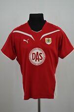 Bristol city 2009 2010 PUMA football shirt jersey size UK 14