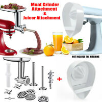 Food Meat Grinder Citrus Juice Attachment For Kitchenaid Stand Mixer Reamer