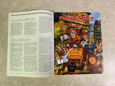 POLYHEDRON Issue 50 NOV 1989 Volume 9 Number 6 RPGA Newszine Magazine #T918