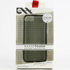 New Case-Mate Naked Tough Case iPhone 7/6s/6 Smoke