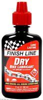 Finish Line Dry 2oz (60ml) Teflon Bike Chain Lube / Lubricant All Condition