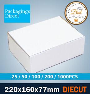 Mailing Box 220 x 160 x 77mm Strong Shipping Cardboard Carton A5 BX1 B1